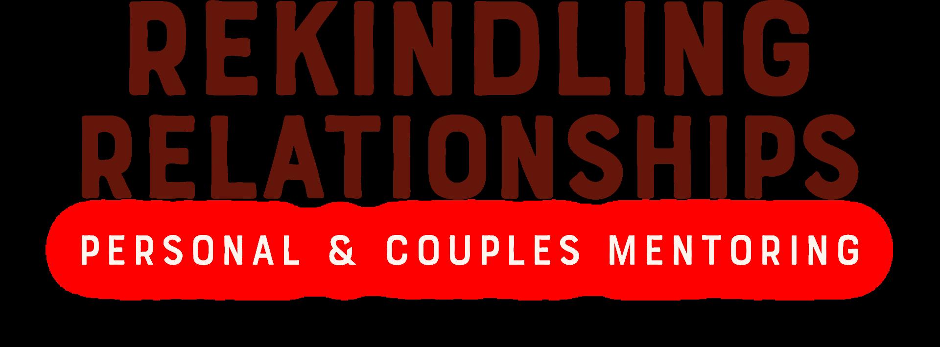 Logo image Rekindling Relationships mentoring Bendigo coaching for couples